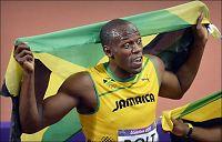 Skuffet Bolt vant i fotofinish