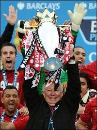 Ferguson: - Still dere bak vår nye manager