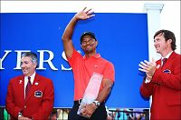 Tiger Woods vant for fjerde gang i 2013