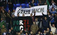 Fansen hyllet Mancini da City vant