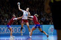 Larvik vant med 22 i første sluttspillfinale