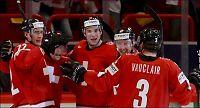 Sveitsiske hockeyhelter knuste USA