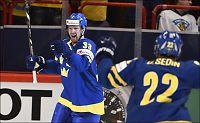 Sverige klar for VM-finale etter Sedin-show