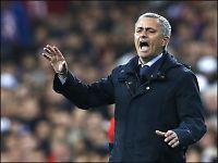 Mourinho: - Normalt at det prates om at jeg skal til Chelsea