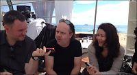 Metallica-Lars: De så på meg som om jeg gikk på syre