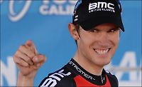 Van Garderen vant Tour of California