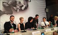 Justin Timberlake i Cannes: - Jeg ble varm om hjertet