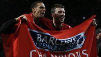 Carrick hyller Ferguson etter avskjeden