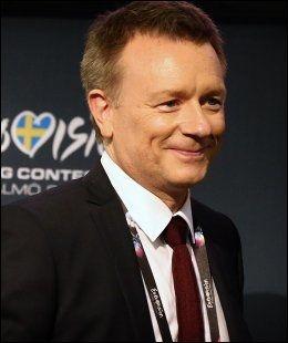 AVVISER: Eurovision-sjef Jon Ola Sand. Foto: MATTIS SANDBLAD