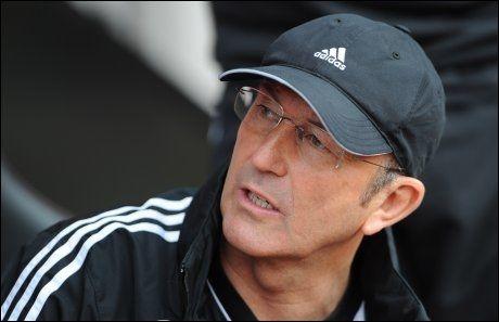 FERDIG: Tony Pulis er ferdig som Stoke-manager. Foto: Pa Photos