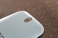 Kameraet tar bilder med 5 megapiksler oppløsning. Foto: Espen Irwing Swang, Amobil.no