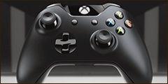 Slik ser den nye håndkontrolleren til Xbox One ut.