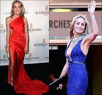 Vågal Sharon Stone stjal glansen i Cannes
