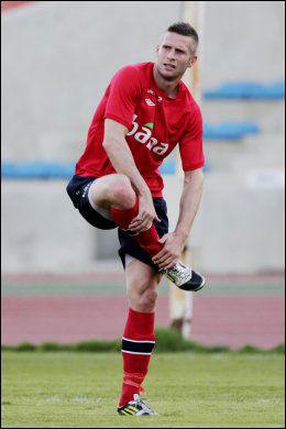 MED IGJEN: Kjetil Wæhler har imponert i IFK Gøteborg. Foto: Scanpix
