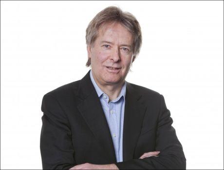 MEKTIG IMPONERT: VGs ansvarlige redaktør Torry Pedersen mener Andersen og Lahlum har skapt en ny TV-sjanger. Foto: JØRGEN BRAASTAD