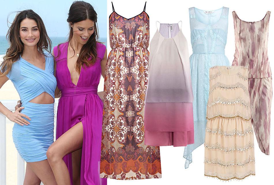 kjole til sommerfest