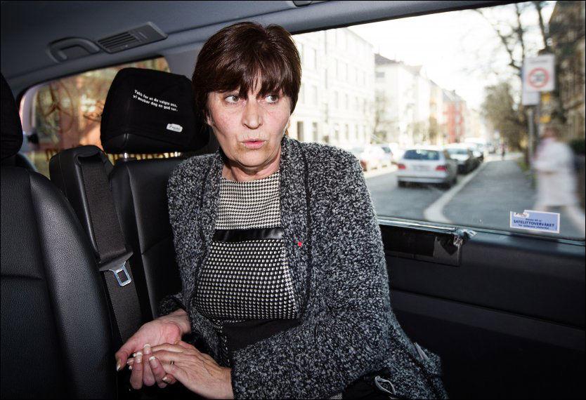 VIL HA MINDRE DELTIDSARBEID: I begynnelsen av mai ble Gerd Kristiansen valgt til ny LO-leder. Nå kaster hun seg inn i debatten om likestilling og deltidsarbeid. Foto: JØRGEN BRAASTAD/VG