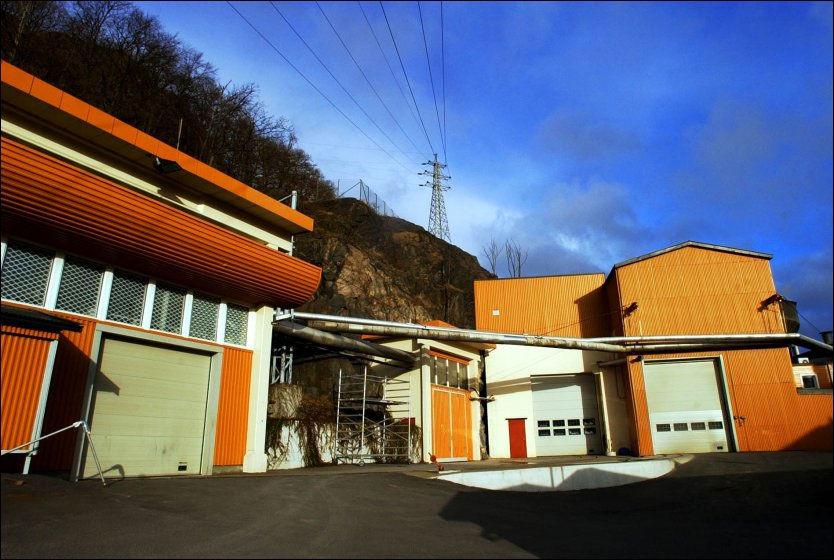 TABBE: Forskerne ved atomreaktoren i Halden stopper et forskningsprosjekt for atomdrevne ubåter i Brasil, fordi de ikke har fått lisens fra UD til å eksportere data fra prosjektet. Foto: THOMAS ANDREASSEN