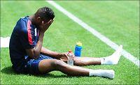 Englands Zaha kan miste U21-EM