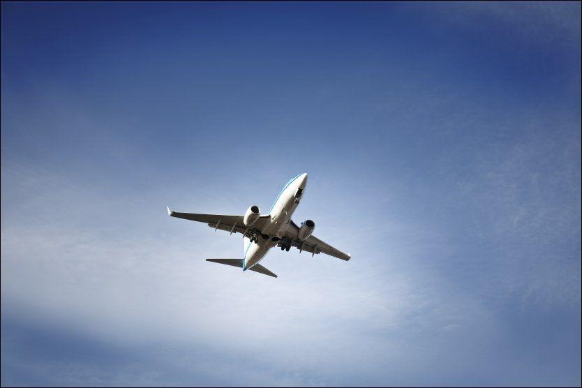 PÅ LANGTUR? Lange flyreiser kan by på både trøtthet, mageknip og konsentrasjonsproblemer. FOTO: JØRGEN BRAASTAD/VG