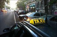 I denne byen blir du taxi-flådd