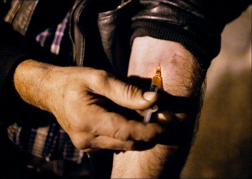 Får bedre helse tross heroinbruk under behandling - Narkotika - VG
