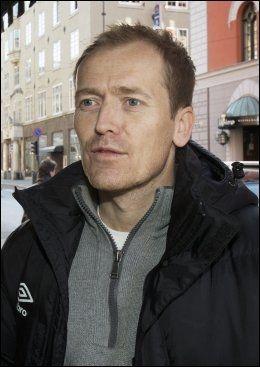 I MOT: Svein Graff og NFF synes det er synd at tidligere landslagsspillere tegner avtaler med spillselskaper. Foto: Frode Hansen / VG