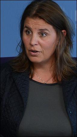 TOK UT TILTALE: Statsadvokat Nina Prebe er aktor i straffesaken mot den tiltalte 38-åringen. Foto: NTB SCANPIX