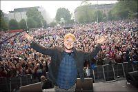 Kurt Nilsen hyllet av 11.000 hjemme i Bergen