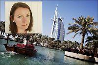 Marte (24) anmeldte voldtekt i Dubai - dømt til 16 måneder i fengsel