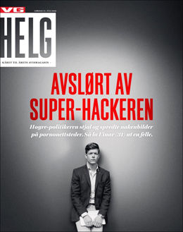 Les hele historien i VG Helg.