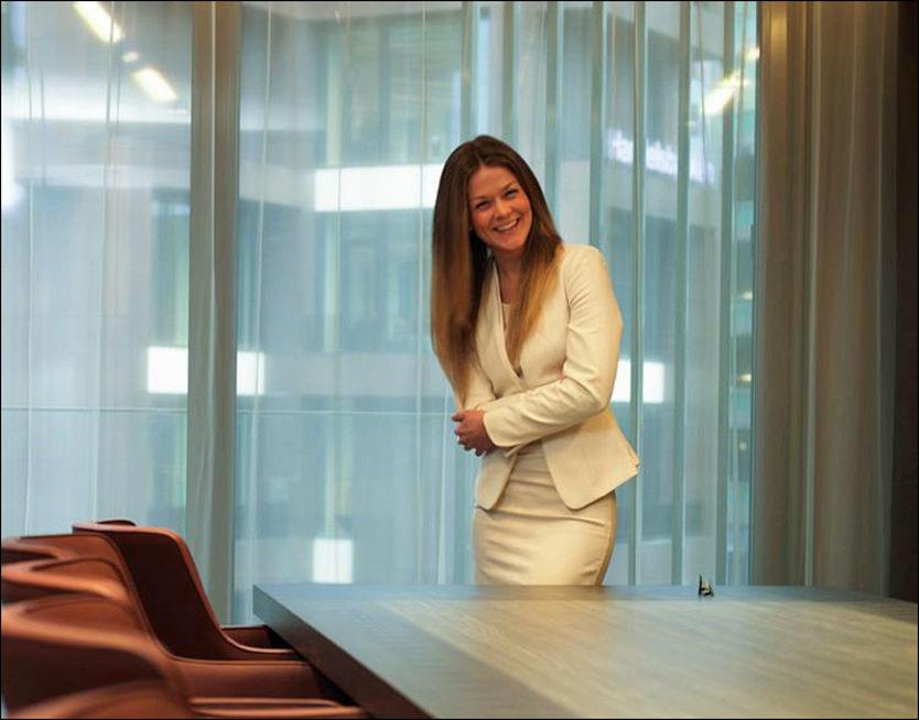 DØDE I ULYKKEN: Anne Elisabeth Larsen jobbet som salgsmanager for Stordalen-hotellet The Thief i Oslo. Hun var en av de to som døde i ulykken i Kragerø natt til lørdag. FOTO: Marcel Leliënhof