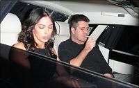 TMZ: - Simon Cowell er gal etter Lauren og babyen