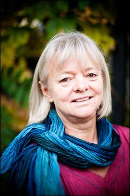 FORBUNDSLEDER: Mimmi Kvisvik i Fellesorganisasjonen (FO). Foto: Fontene