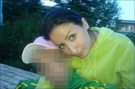 LEVDE NORMALT: Kjæresteparet som i mai i år valgte å reise til Syria for å hjelpe de trengende, både jobbet og levde normalt i Norge. I juni skal mannen på bildet ha blitt drept. Foto: PRIVAT