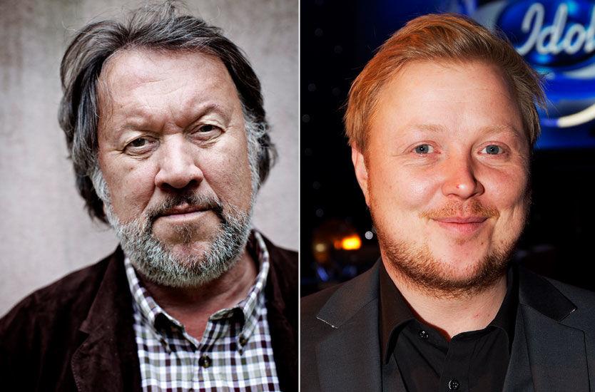 SYNGER DUETT: På Bjørn Eidsvågs nye singel bidrar Kurt Nilsen. FOTO: Kyrre Lien / JØRGEN BRAASTAD