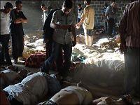 Assad anklages for massedrap med kjemiske våpen