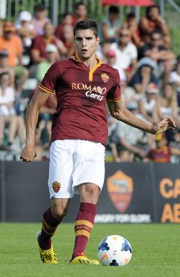 KLAR FOR TOTTENHAM: Erik Lamela har forlatt Roma til fordel for Tottenham. Samtidig er Christian Eriksen nær en overgang fra Ajax. Foto: Getty Images