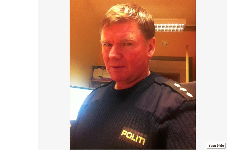 FIKK SPARKEN: Stein-Robin Bergh fikk sparken for sine ytringer på Facebook. Foto: PRIVAT