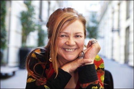 HØY STANDARD: Mari Boine lykkes svært godt i sitt møte med Krinkastingsorkesteret, mener VGs anmelder. Foto: Trond Solberg