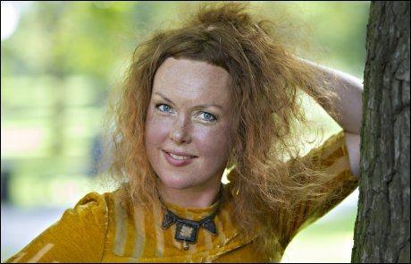 AVSLUTTER TRILOGI: Kristin Asbjørnsen har nok en gang lett i notatbunkene hun arvet etter sin sangpedagog Ruth Reese og lagd en ny plate med spirituals, syv år etter den forrige suksessen, «Wayfaring Stranger». Foto: Roger Neumann