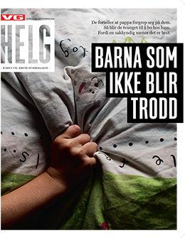 VG Helg lørdag 21. september 2013