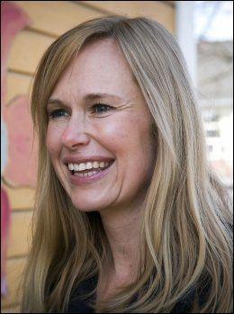BARNEOMBUDET: Anne Lindboe. Foto: Jan Petter Lynau.
