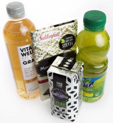stevia sukker dosering