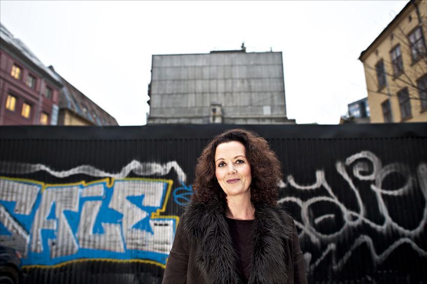 PROVOSERT: Likestillingsombud Sunniva Ørstavik anklager den blåblå regjeringen for å sette likestillingen i revers allerede med sin samarbeidserklæring som ble lagt frem denne uken. FOTO: Jon-Are Berg-Jacobsen/Likestillingsombudet.