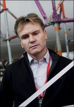 MÅ I OPPSIGELSESSAMTALE: Flytekniker Roger Handeland må mandag møte i samtaler med Norwegian. (Foto: ANDREA GJESTVANG)