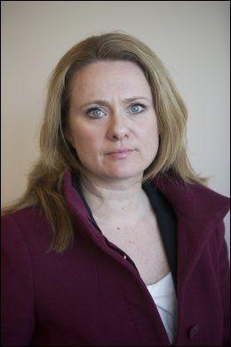 Anniken Hauglie. Foto: Frode Hansen