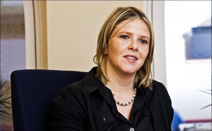 KRITISK RØST: Sylvi Listhaug beskrev i 2010 norsk landbruk som «et kommunistisk system». Her er hun avbildet på Stortinget i 2011, da hun møtte som vararepresentant. Nå blir hun om lekkasjene stemmer landbruksminister. Foto: FRODE HANSEN