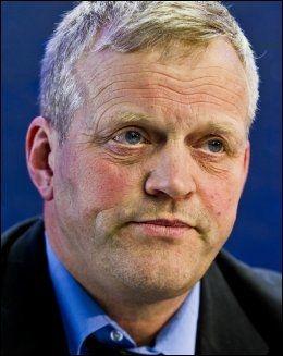 FORUNDRET: Leder Nils T. Bjørke i Norges Bondelag. Foto: VEGARD GRØTT/NTB SCANPIX
