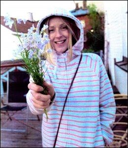 DREPT: Jonna Fanny Rask (26) bodde i Fredensborgveien. Foto: PRIVAT